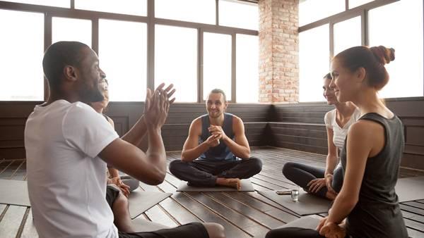 mindfulness instrutor ioga coach