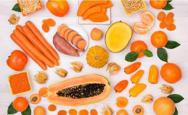 vitamina_a frutas legumes amarelos laranja