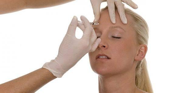 dor de cabeça botox