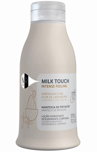 milk touch intense