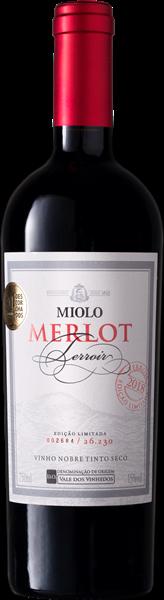 Miolo - Safra lendária - merlot terroir