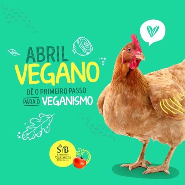 abril vegano