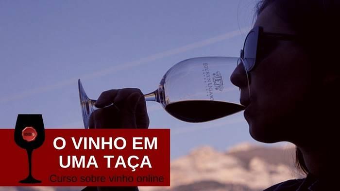 curso vinho