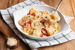giany gnocchi shrimp
