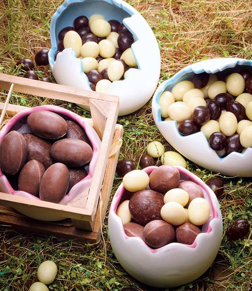 Guloseima ovos chocolate páscoa