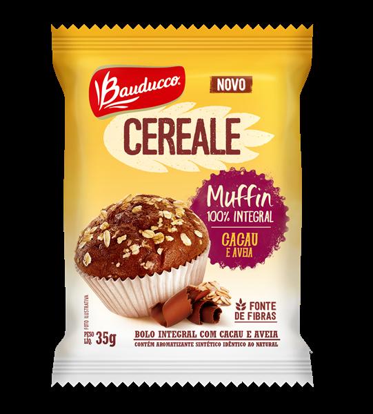 Muffin Cacau e Aveia 1