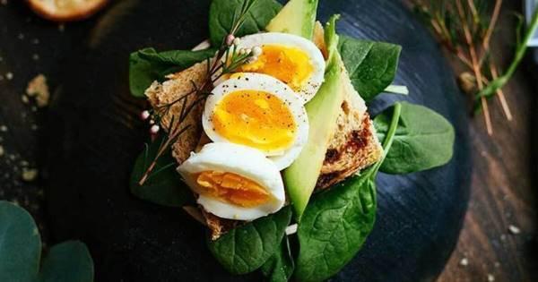 ovos sanduiche saudavel