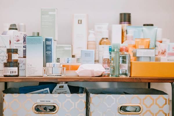 StyleSprinterx- cosmeticos arrumados