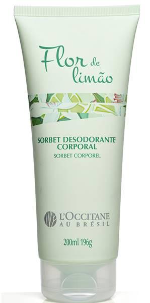 desodorante corporal