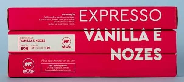 expresso vanila