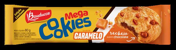 Mega Cookies Caramelo