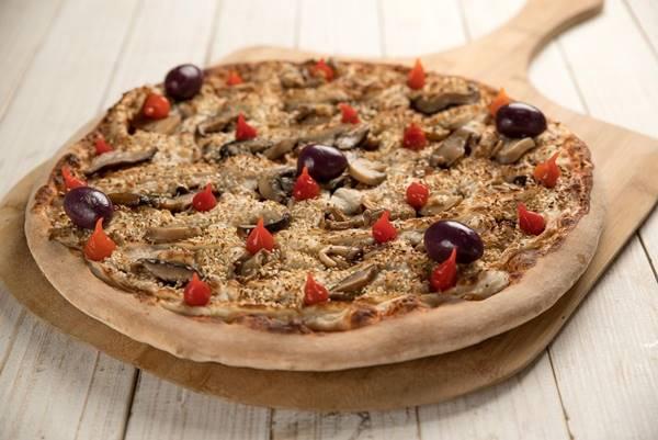 Pizza-Oriental