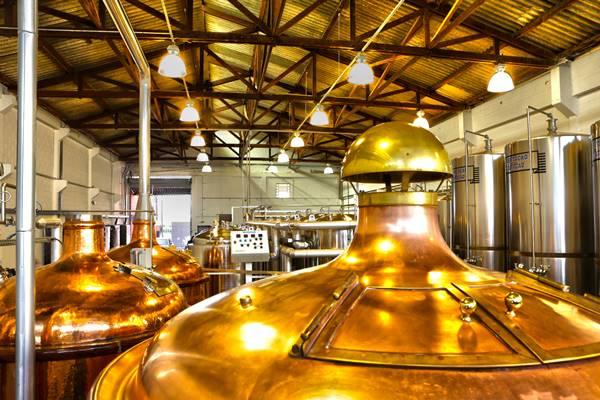 fabrica cerveja