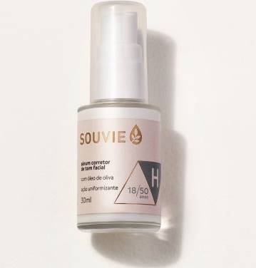 souvie serum corretor