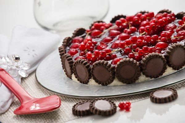 cheesecake tortinhas