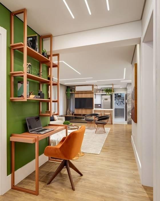 home office Nenad Radovanovic, projeto assinado por Monica Pajewski