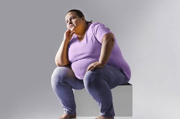 obesidade mulher