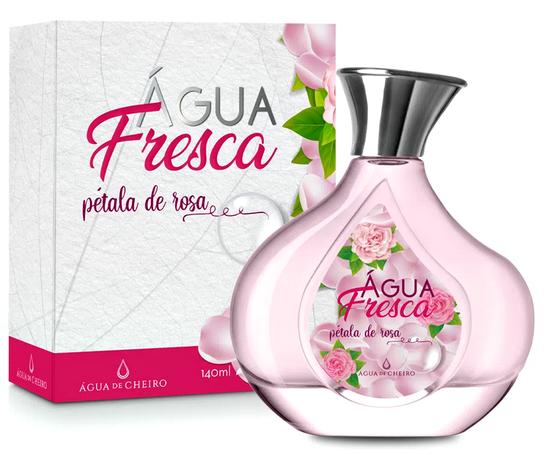 petala de rosa agua fresca