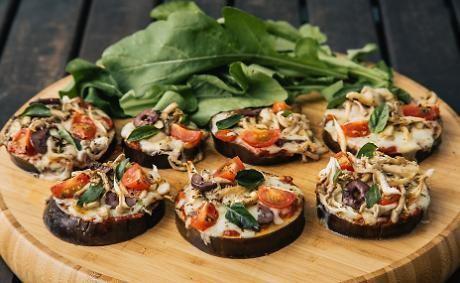 pizza beringela