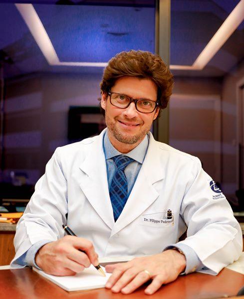 Prof. Dr. Filippo Pedrinola foto Iude Richele