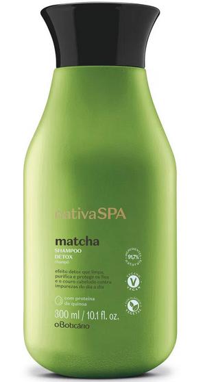 shampoo matcha