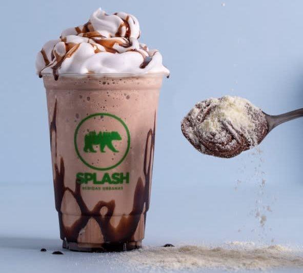 splash bebida