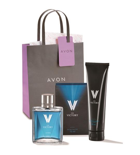 AVON-Presente-V-for-Victory--5990-