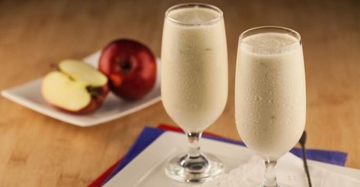 bebida de maçã