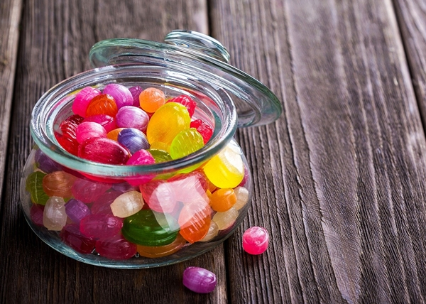 candy doce bala goma