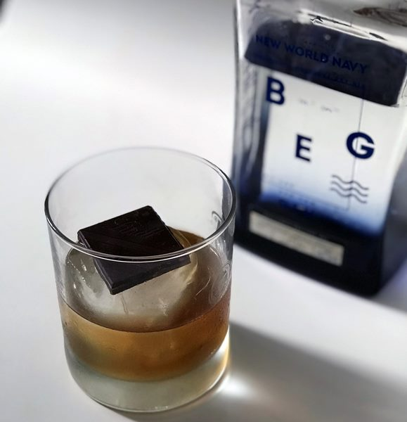 chocolate negroni