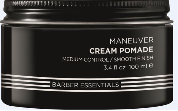 cream pomada