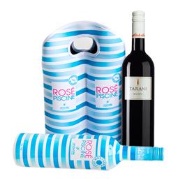 kit rose piscine