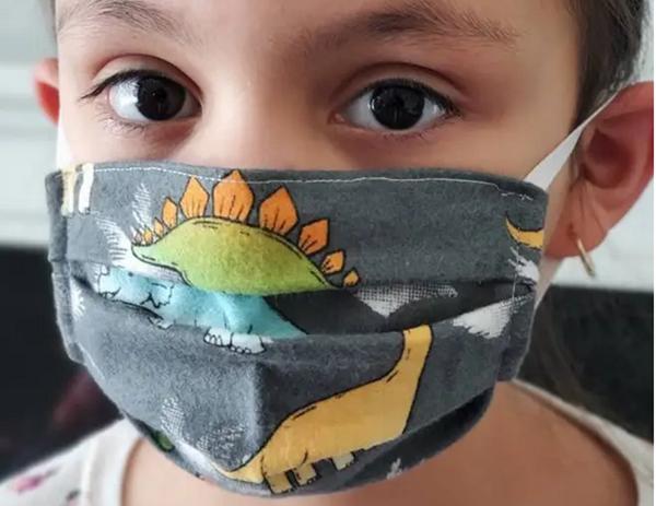 mascara crianca etsy