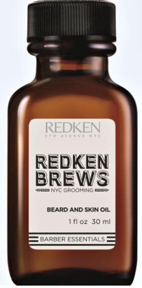 redken brews beard skin