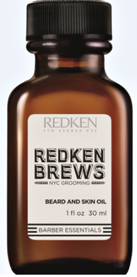 redken brews beard skin
