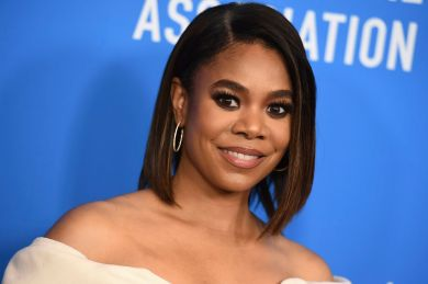 Mandatory Credit: Photo by Jordan Strauss/Invision/AP/Shutterstock (10351736ba) Regina Hall arrives at the 2019 Hollywood Foreign Press Association's Annual Grants Banquet at the Beverly Wilshire Beverly Hills on 2019 Hollywood Foreign Press Association's Annual Grants Banquet - Arrivals, Beverly Hills, USA - 31 Jul 2019
