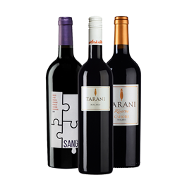 vinhos presente